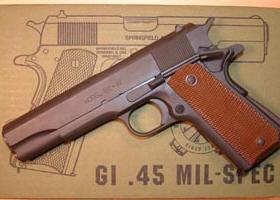 Springfield Mil Spec 1911