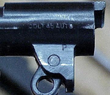 USGI M1911 and 1911 A1 Barrels
