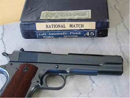 Colt 1911 Serial Number History