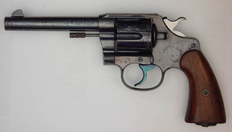 The Collection - US Military Revolvers